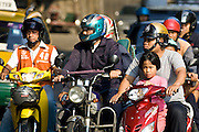 Commuters, Bangkok, Thailand