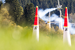 26.10.2014, Red Bull Ring, Spielberg, AUT, Red Bull Air Race, Renntag, im Bild Matthias Dolderer, (GER) // during the Red Bull Air Race Championships 2014 at the Red Bull Ring in Spielberg, Austria, 2014/10/26, EXPA Pictures © 2014, PhotoCredit: EXPA/ M.Kuhnke