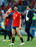 Isco (Spain) disappointment during the penalties<br /> Moscow 01-07-2018 Football FIFA World Cup Russia  2018 <br /> Spain - Russia / Spagna - Russia <br /> Foto Matteo Ciambelli/Insidefoto