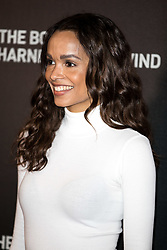 February 19, 2019 - London, United Kingdom of Great Britain and Northern Ireland - Frances Atanir arriving at the UK premiere of 'The Boy Who Harnessed The Wind' at Ham Yard Hotel on February 19, 2019 in London, England  (Credit Image: © Famous/Ace Pictures via ZUMA Press)
