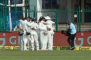 Cricket - India v New Zealand 1st Test D3 at Kanpur