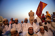 In March 2011, millions of Dawoodi Bohra Muslims around the world celebrated the 100th birthday of their spiritual leader, Syedna Mohammed Burhanuddin. In Mumbai, the festivities culminated in a huge procession down Marine Drive.