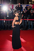M Pokora sur le tapie rouge des NRJ music awards a Cannes.M Pokora attends the red carpert for the NRJ Musc Awards.