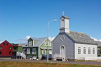 Islande, peninsule de Snaefellsnes, Stykkisholmur // Iceland, Snaefellsnes peninsula, Stykkisholmur