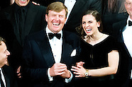 ANNE FRANK THE MUSCICAL WITH KING WILLEM ALEXANDER