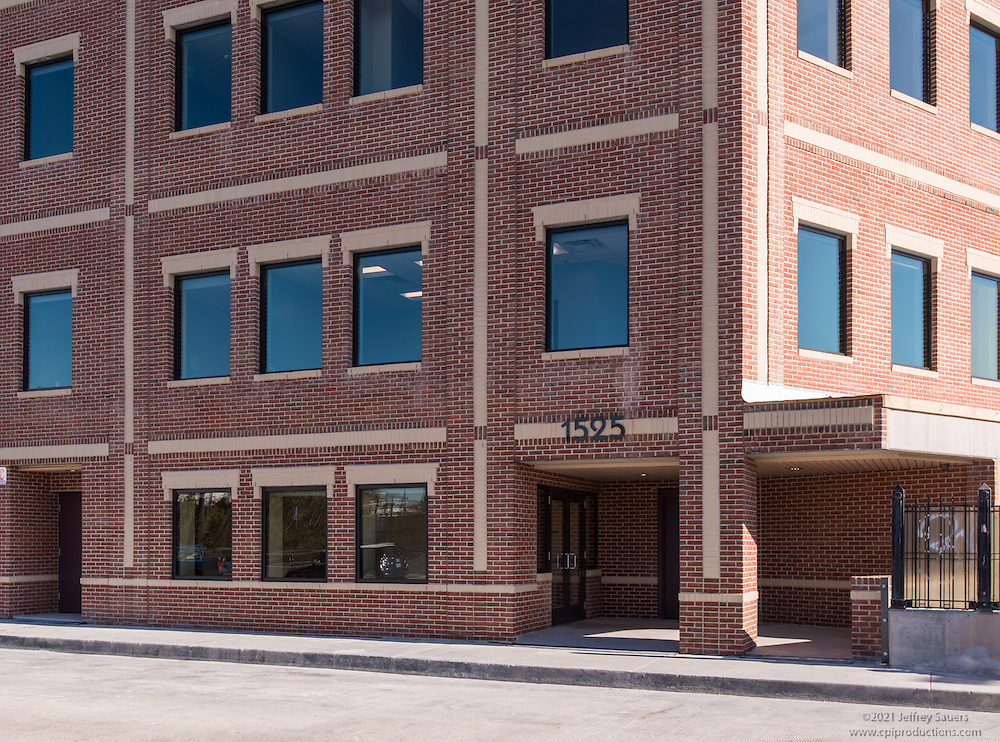 1525 N Calvert Street offices exterior image in Baltimore Maryland by Jeffrey Sauers of Commercial Photographics, Architectural Photo Artistry in Washington DC, Virginia to Florida and PA to New England