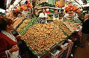 Market La Boqueria.