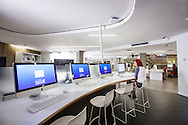The redeveloped Eddie Mabo Library at James Cook University Townsville