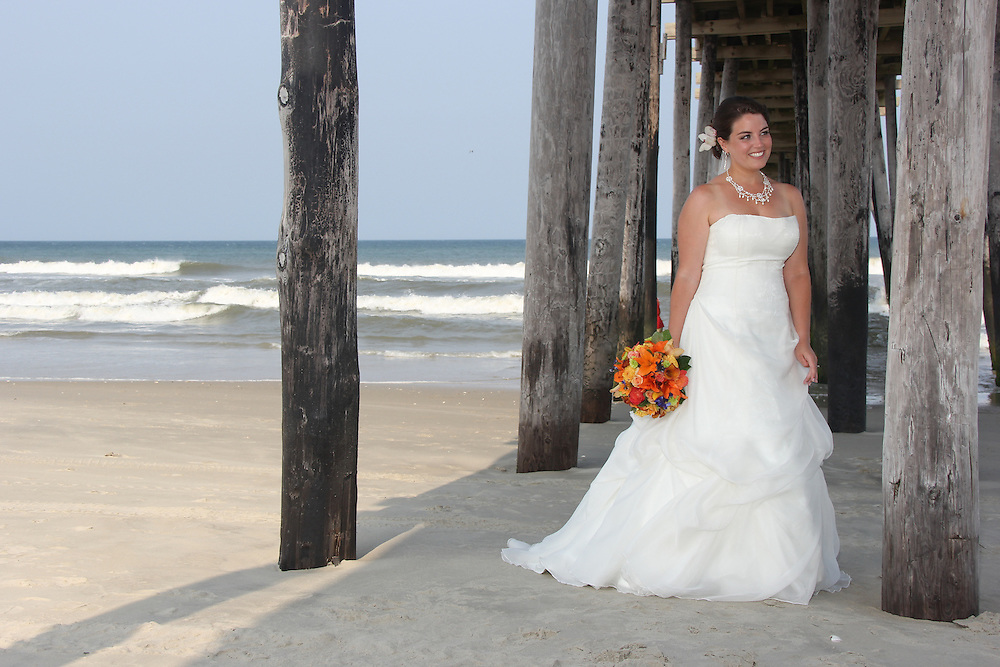 Beach wedding Outer banks NC, bride, packages, Planning,