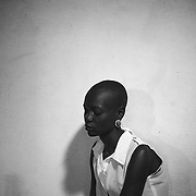 A lot of the young models have for live example Alek Wek, the international top model who was the first black model to be on the cover of Vogue. <br /> They see in her a way to become internationally known, and have a different lifestyle.