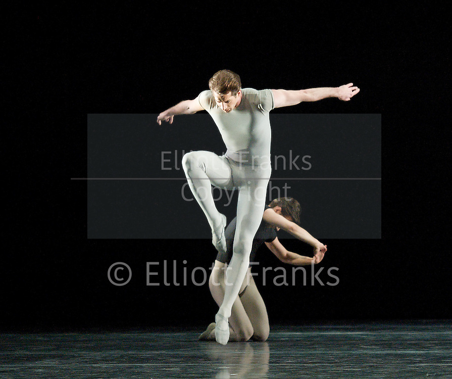 Royal Ballet Double Bill<br /> <br /> The Dream <br /> directed by Charles Cole<br /> choreography by Frederick Ashton <br /> Roberta Marquez (as Titania)<br /> Steven McRae (as Oberon)<br /> Michael Stojko (as Puck)<br /> Bennet Gartside (as Bottom)<br /> Sander Blommaert<br /> Kevin Emerton<br /> James Hay <br /> Dawid Trzensimiech<br /> Laura McCulloch<br /> Thomas Whitehead<br /> Melissa Hamilton<br /> Lizzie Harrod<br /> Leanne Cope<br /> Gemma Pitchley-Gale<br /> Yasmine Nagdhi<br /> Ryoichi Hirano <br /> <br /> <br /> <br /> Song of the Earth <br /> choreography by Kenneth Macmillan <br /> music by Mahler<br /> text from Hans Bethge's The Chinese Flute<br /> The Royal Ballet at the Royal Opera House, Covent Garden, London, Great Britain <br /> general rehearsal <br /> 1st February 2012<br /> <br /> Lauren Cuthbertson <br /> Edward Watson (as The Messenger of Death)<br /> Nehemiah Kish<br /> Marianela Nunez<br /> Bennet Gartside<br /> Alexander Campbell <br /> Ricardo Cevera<br /> Ryoichi Hirano<br /> Kenta Kura<br /> Sarah Lamb <br /> Samantha Raine<br /> Leanne Cope<br /> Iohna Loots<br /> Emma Maguire<br /> Romany Pajdak<br /> Brian Maloney <br /> Michael Stojko<br /> James Wilkie<br /> Valentino Zucchetti<br /> Deirdre Chapman <br /> <br /> Photograph by Elliott Franks