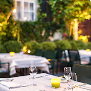 Restaurant Mangold, Garten, Aussenaufnahme, Lochau