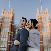 N + G Post-Wedding