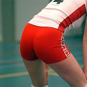 Volleybal Volleybal Gemeni S - Wilhelmina D2, billen