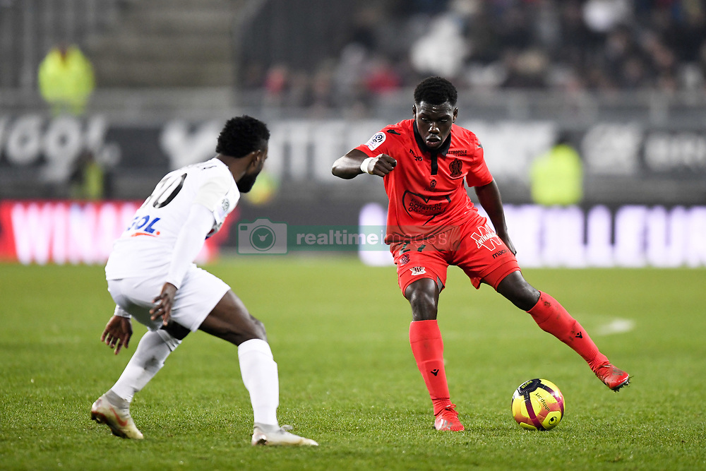 February 23, 2019 - Amiens, France - 27 JEAN VICTOR MAKENGO  (Credit Image: © Panoramic via ZUMA Press)