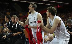 Spain=Basketball, FIBA World Cup, New Zealand v Ukraine