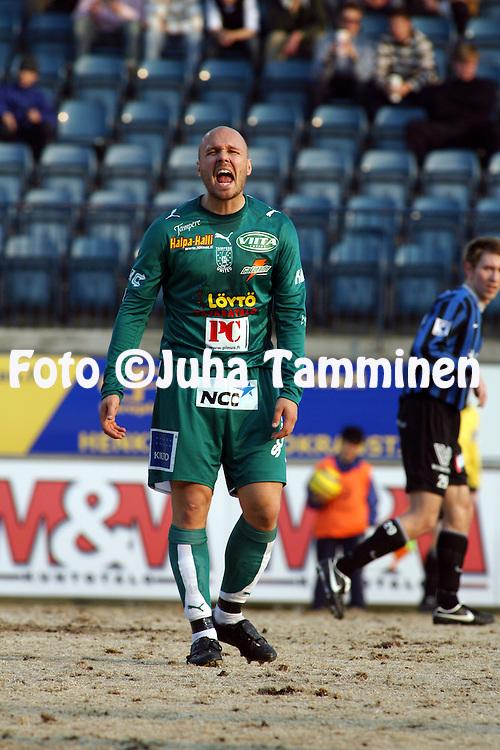 27.04.2006, Veritas Stadion, Turku, Finland..Veikkausliiga 2006 - Finnish League 2006.FC Inter Turku - Tampere United.Ville Lehtinen - TamU.©Juha Tamminen.....ARK:k