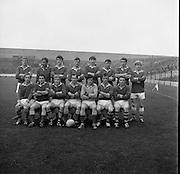 All Ireland Junior Football Final, Kerry v Wicklow.  Wicklow Team..14.09.1969.