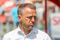 UTRECHT - 28-05-2017, FC Utrecht - AZ, Stadion Galgenwaard, teleurstelling, AZ trainer John van den Brom