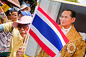 Coronation Day in Bangkok