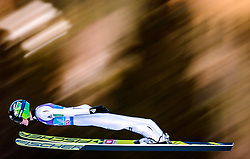 31.12.2017, Olympiaschanze, Garmisch Partenkirchen, GER, FIS Weltcup Ski Sprung, Vierschanzentournee, Garmisch Partenkirchen, Qualifikation, im Bild Peter Prevc (SLO) // Peter Prevc of Slovenia during his Qualification Jump for the Four Hills Tournament of FIS Ski Jumping World Cup at the Olympiaschanze in Garmisch Partenkirchen, Germany on 2017/12/31. EXPA Pictures © 2018, PhotoCredit: EXPA/ JFK