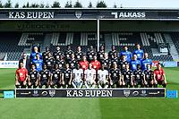 20170711 - Eupen, Belgium / Photoshoot Kas Eupen 2017 - 2018 / <br /> <br /> © Isosport