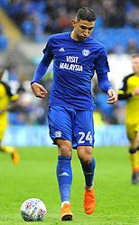 Marko Grujic of Cardiff City in action - Mandatory by-line: Nizaam Jones/JMP- 30/03/2018 -  FOOTBALL -  Cardiff City Stadium- Cardiff, Wales -  Cardiff City v Burton Albion - Sky Bet Championship