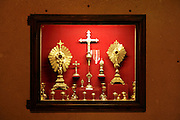 church treasures display