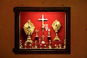 church treasures display