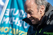 Mike Birch (winner of the 1st édition Route du Rhum in 1978) during the Route du Rhum 2018, on November 2nd, in Saint Malo, France, before the Route du Rhum sailing race to start on November 4th 2018 - Photo Olivier Blanchet / ProSportsImages / DPPI