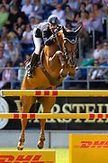 Laura Kraut - Teirra<br /> World Equestrian Festival, CHIO Aachen 2012<br /> © DigiShots