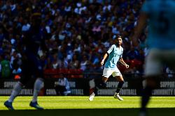 Riyad Mahrez of Manchester City  looks on - Rogan/JMP - 05/08/2018 - FOOTBALL - Wembley Stadium - London, England - Chelsea v Manchester City - The FA Community Shield.