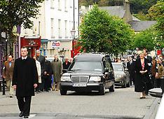 Myles Staunton Funeral