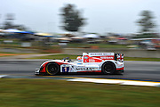 Alex Brundle, Alex Buncombe and Tom Kimber-Smith, Greaves Motorsports (P2) Nissan Zytek Z11SN, Petit Le Mans. Oct 18-20, 2012. © Jamey Price