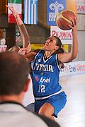 DESCRIZIONE : Bormio Torneo Internazionale Femminile Olga De Marzi Gola Italia Lituania <br /> GIOCATORE : Federica Ciampoli <br /> SQUADRA : Nazionale Italia Donne Italy <br /> EVENTO : Torneo Internazionale Femminile Olga De Marzi Gola <br /> GARA : Italia Lituania Italy Lithuania <br /> DATA : 25/07/2008 <br /> CATEGORIA : Tiro <br /> SPORT : Pallacanestro <br /> AUTORE : Agenzia Ciamillo-Castoria/S.Silvestri <br /> Galleria : Fip Nazionali 2008 <br /> Fotonotizia : Bormio Torneo Internazionale Femminile Olga De Marzi Gola Italia Lituania <br /> Predefinita :