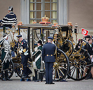 Stockholm, 04-11-2015<br /> <br /> King Carl Gustaf  and Queen Silvia of Sweden received President Beji Caid Essebsi of Tunesia for a State Visit to Sweden.