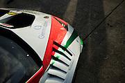 November 19-22, 2015: Lamborghini Super Trofeo at Sebring Intl Raceway. #196 Raffaele Giannoni (ITA) Andrea Montermini (ITA), Automobile Tricolore