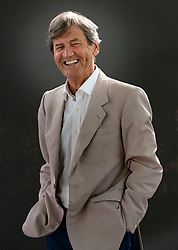 Edinburgh, Scotland, UK. 24 August 2019.  Melvyn Bragg at the Edinburgh International Book Festival 2019. Iain Masterton/Alamy Live News.