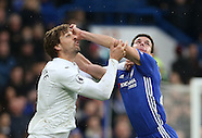 Chelsea v Swansea 25th Feb 2017