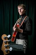 Muzikant Kristiaan Deruytter