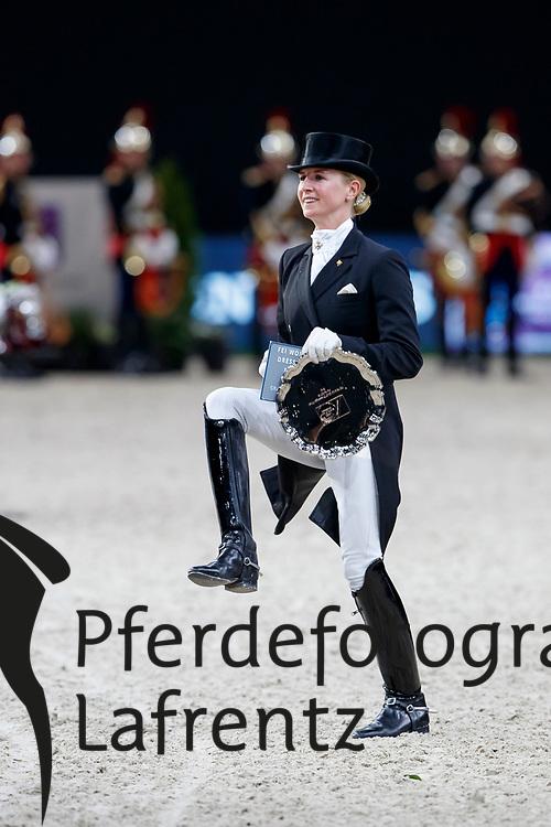 VON BREDOW-WERNDL Jessica (GER)<br /> Paris - FEI World Cup Finals 2018<br /> FEI World Cup Dressage Freestyle/Kür<br /> www.sportfotos-lafrentz.de/Stefan Lafrentz<br /> 14. April 2018