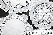 Fortaleza_CE, Brasil.<br /> <br /> Detalhe de rendas em Fortaleza, Ceara.<br /> <br /> Craft in Fortaleza, Ceara.<br /> <br /> Foto: RODRIGO LIMA / NITRO