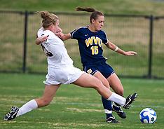 20081116 - #12 West Virginia at #16 Virginia (NCAA Women's Soccer)