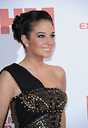 01.MAY.2012. LONDON<br /> <br /> TULISA CONTOSTAVLOS ATTENDING THE FHM HUNDRED SEXIEST WOMEN IN THE WORLD 2012 PARTY HELD AT THE PROUD CABARET IN LONDON<br /> <br /> BYLINE: EDBIMAGEARCHIVE.COM<br /> <br /> *THIS IMAGE IS STRICTLY FOR UK NEWSPAPERS AND MAGAZINES ONLY*<br /> *FOR WORLD WIDE SALES AND WEB USE PLEASE CONTACT EDBIMAGEARCHIVE - 0208 954 5968*