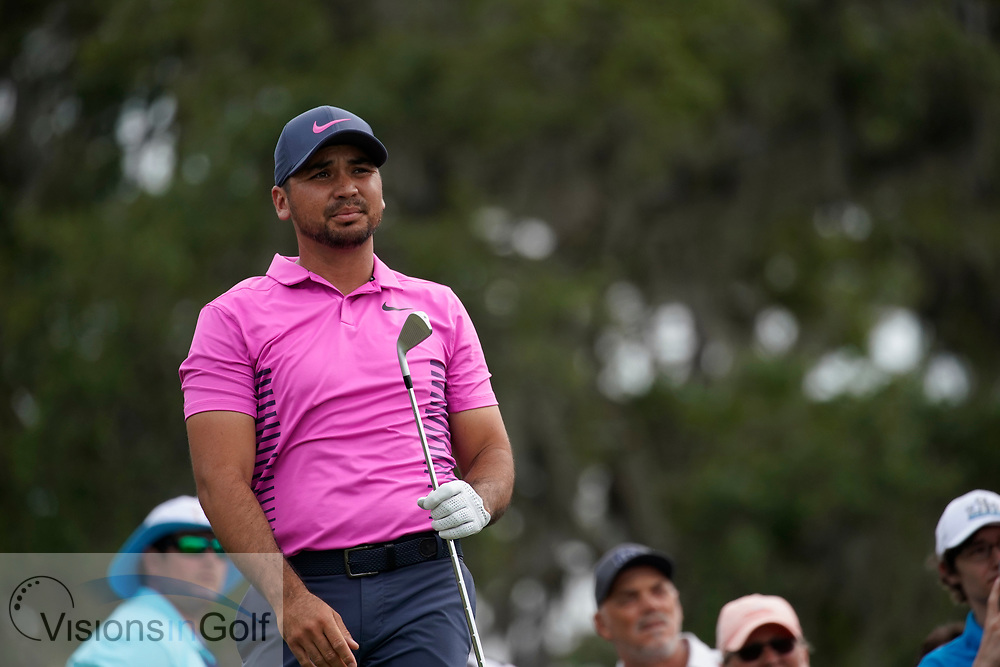 Jason Day<br /> On the final day<br /> THE PLAYERS Championship 2018<br /> <br /> Golf Pictures by Mark Newcombe/visionsingolf.com