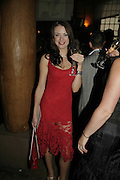 Alina Fedynshaynets. Cartier Polo Players Party, The Collection, 264 Brompton Road, London, SW3, 25 July 2006. ONE TIME USE ONLY - DO NOT ARCHIVE  © Copyright Photograph by Dafydd Jones 66 Stockwell Park Rd. London SW9 0DA Tel 020 7733 0108 www.dafjones.com