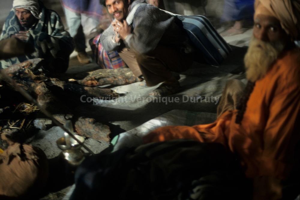 Khumbh  Mela d'Allahabad, Inde // Khumbh  Mela d'Allahabad, India