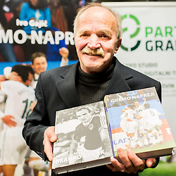 20151214: SLO, Football - Presentation of the new book Gremo naprej! by Ivo Gajic