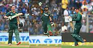 Cricket - India v South Africa 5th ODI at Mumbai