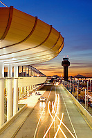 Ted Steven's International Airport, Anchorage, Alaska